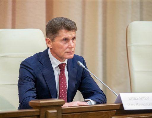 «В Приморье я вернулся домой»: что говорил новый глава края Олег Кожемяко на своём представлении