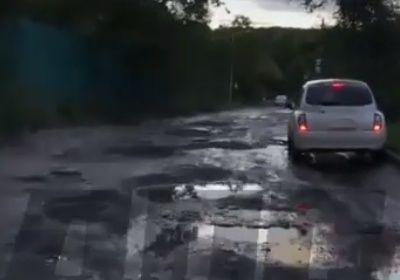 «Вот же где жуть и жесть»: дорога в Приморье поразила автомобилистов