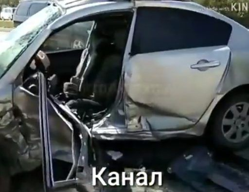Сразу три человека пострадали в серьёзном ДТП на острове Русский