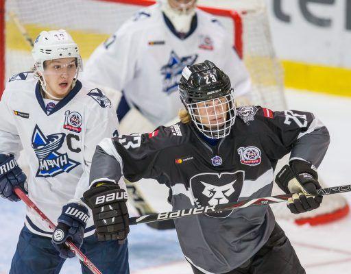 Хоккеисты «Тайфуна» и «Крыльев Советов» забили друг другу 10 голов