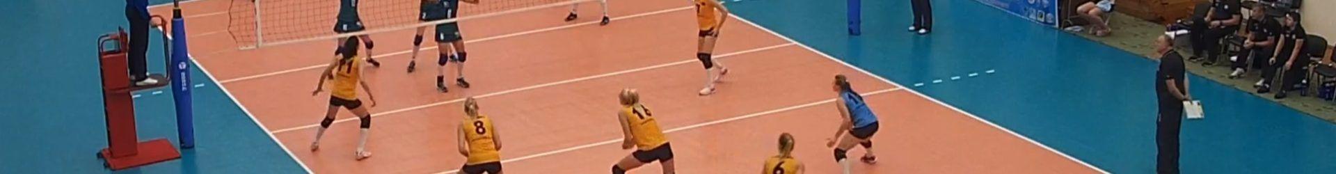 Волейболистки «Приморочки» уступили «Сахалину»
