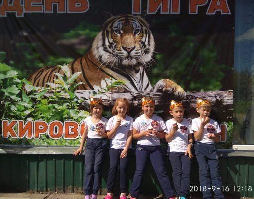 День тигра отметили в Кировском районе Приморья