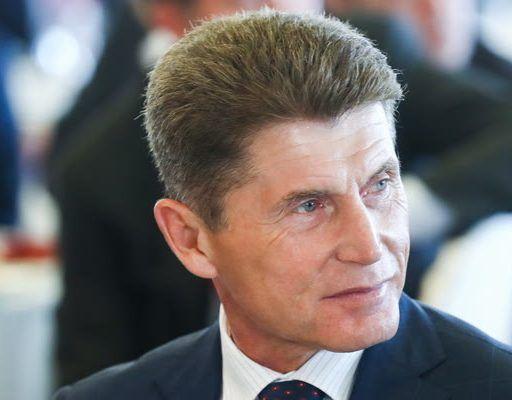 Отставку Веркеенко глава Приморья Кожемяко назвал странной