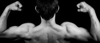 Мужчина, голый, спорт, мышцы, человек, сила