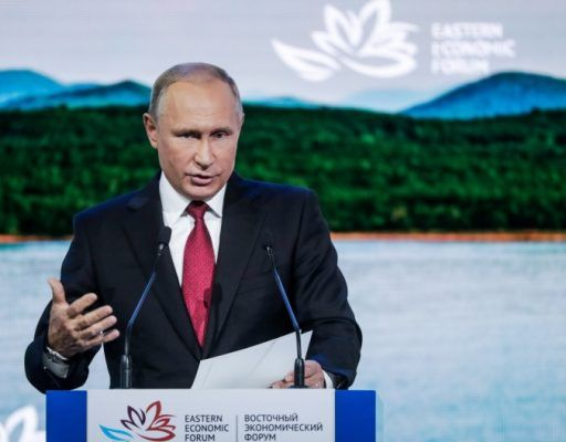 Путин поручил проработать предложение о смягчении контроля резидентов ТОРов