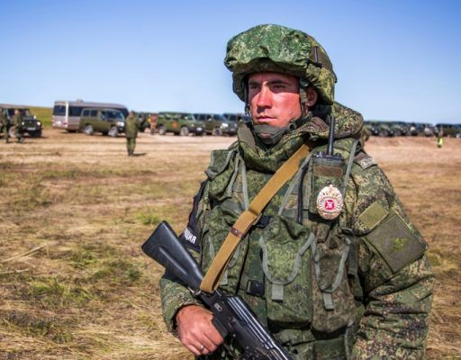 В Приморье солдату разорвало руку на манёврах «Восток-2018»