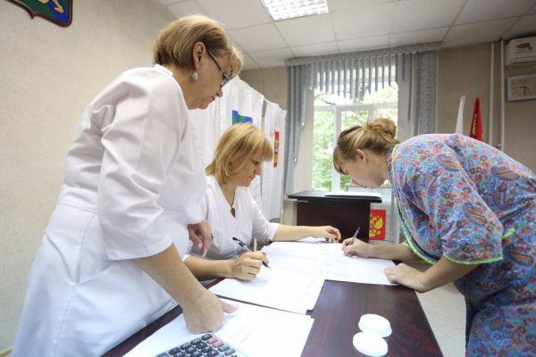 Выборы губернатора Приморья: на 10:21 лидирует уже Андрей Тарасенко