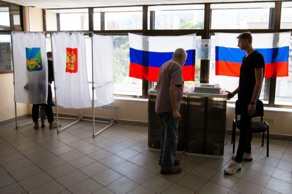 В Уссурийске на трёх участках Андрей Тарасенко получил 100% голосов