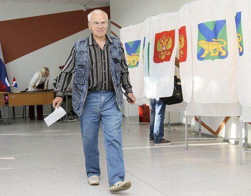 Выборы губернатора Приморья: явка на 12:00 составила 12,62%