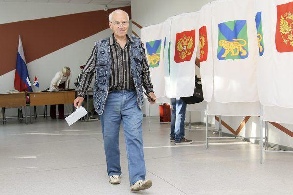 Жителя Хабаровского края оштрафовали за подкуп избирателей во Владивостоке