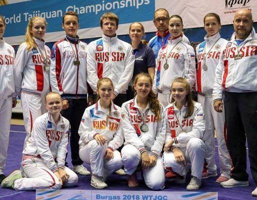 Приморская спортсменка стала серебряным призёром чемпионата мира по ушу