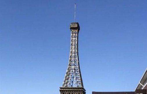 Своя Эйфелева башня появилась в Уссурийске