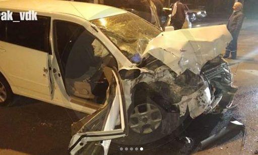 Водитель сломал обе ноги в серьёзном ДТП в Приморье