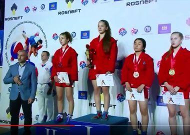 Самбистка из Приморья выиграла золотую медаль на первенстве мира