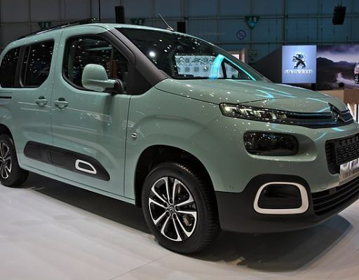 Стартовали продажи обновлённого автомобиля Citroën Berlingo
