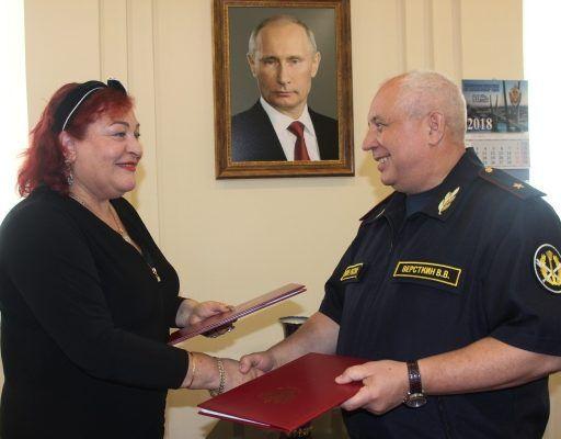 ГУФСИН по Приморскому краю будет сотрудничать с фондом «Калина красная»