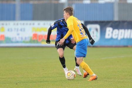 Футболисты «Луча» обыграли в Калининграде местную «Балтику»