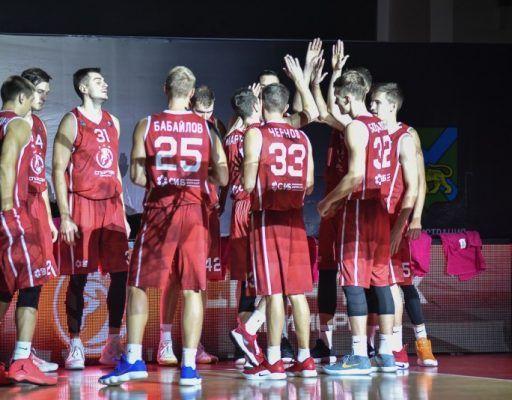 «Спартак-Приморье» проиграл по итогам 1/8 финала Кубка России и выбыл из турнира
