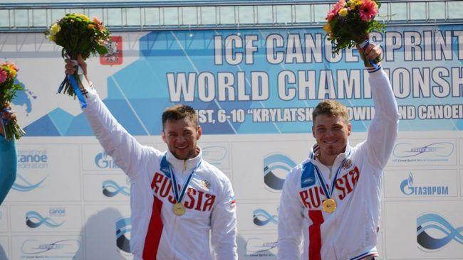 Иван Штыль (слева) и Алексей Коровашков