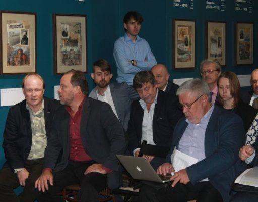 Владивосток впервые принимал заседание российского президиума Международного совета музеев