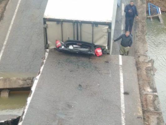 Трагедия на мосту в Приморье: в полиции рассказали подробности