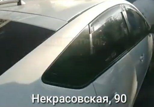 ДТП с участием беременной автомобилистки произошло во Владивостоке