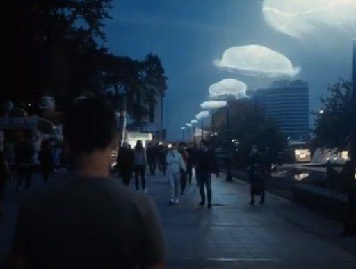 Фантастический видеоролик о Владивостоке удивил горожан