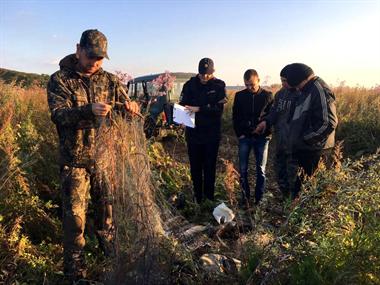 На заповедных землях Приморья усилили контроль с началом нереста красной рыбы
