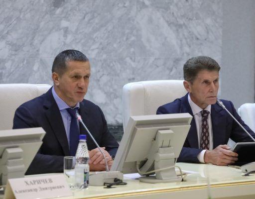 Центр цифрового развития на острове Русский, созданный по поручению Путина, заработает уже в ноябре