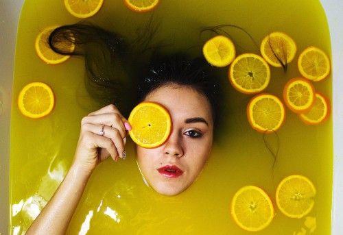 «Ванный» фотограф Татьяна Паламарь: «Мне нравится через такие съёмки воссоединять человека с водой»