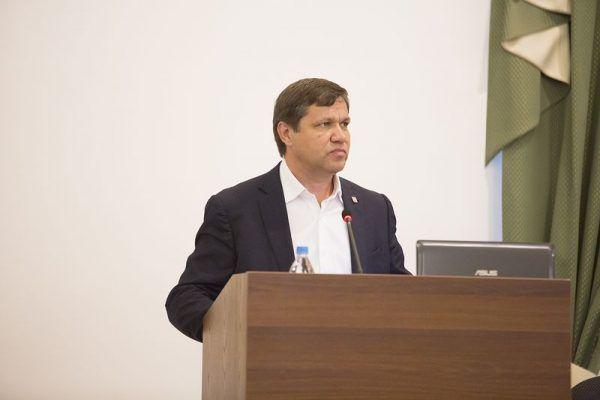 Экс-мэр Владивостока Виталий Веркеенко попрощался с горожанами