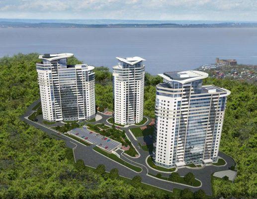 Администрация Владивостока отменила запрет на строительство группы жилых домов в районе Академгородка