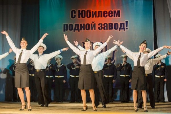 Завод Варяг, юбилей. Фото: пресс-служба администрации Владивостока