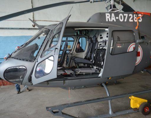 На обеспечение полётов вертолётов санавиации в Приморье в 2019 году выделили 50 млн рублей