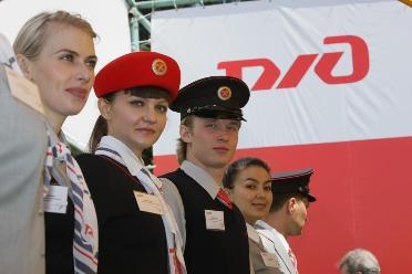 На Дальневосточной железной дороге 27% сотрудников составили женщины