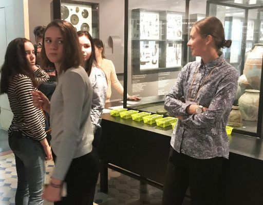 Студенты прошли квест в Музее имени Арсеньева