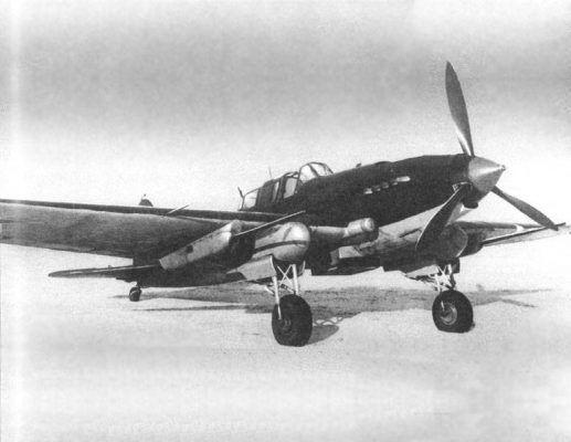 В Приморье будут поднимать погибший штурмовик Ил-2