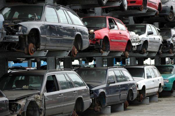 Утилизацией автомобилей в Приморье займётся «Терминатор»