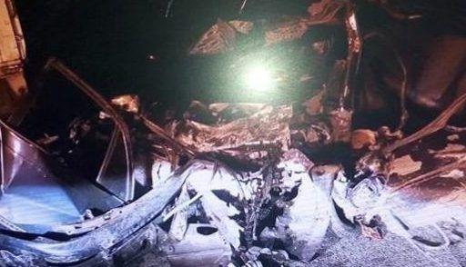 В Приморье скрывшегося виновника ДТП спустя 1,5 часа сбила другая машина
