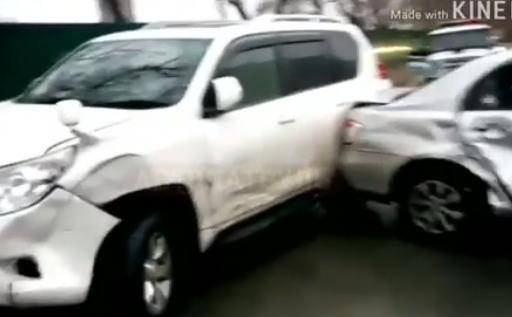 Во Владивостоке автомобилистку госпитализировали после серьёзного ДТП