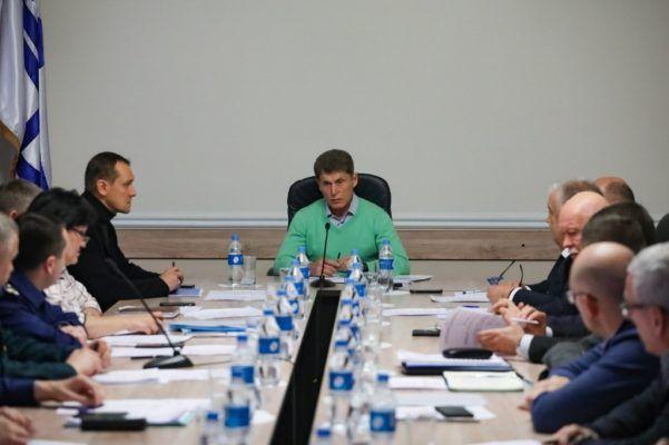 Кожемяко предложил обложить стивидоров Находки дополнительным экологическим сбором