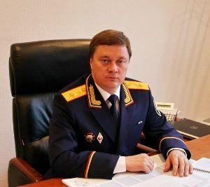 Главу следственного управления СК по Приморскому краю временно отстранили от должности