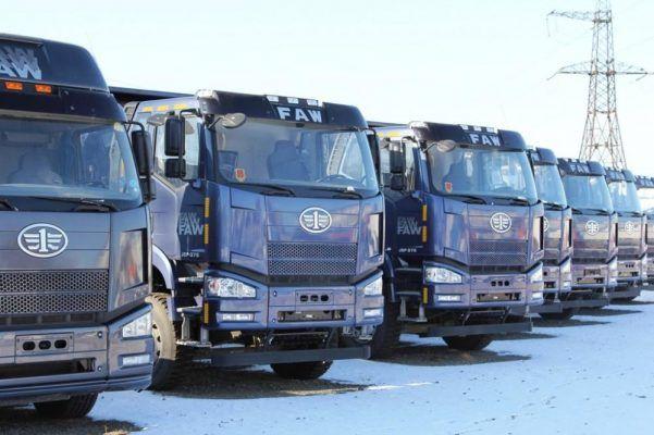 Сборку тяжёлых самосвальных кузовов наладят в Приморье