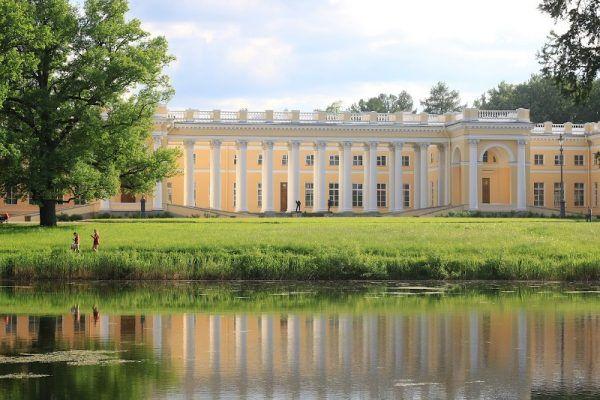 Музей-заповедник «Царское Село» открыл после реставрации крупный фонтан