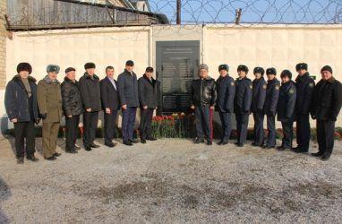 В приморской колонии открыли мемориальный комплекс памяти ветеранам Великой Отечественной войны и труженикам тыла