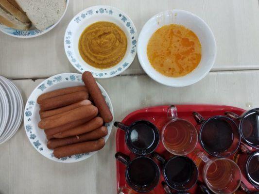 Школьное меню, обед, еда, столовая, школьное питание. Фотографии предоставлены родителями и школьниками
