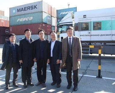 Южнокорейские таможенники заинтересовались международными транспортными коридорами
