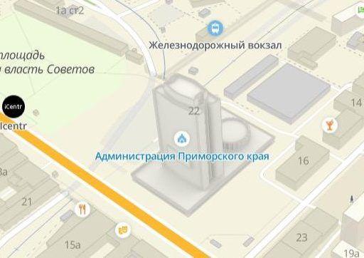 У Владивостока появилась тактильно приятная карта