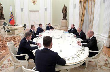 Путин напомнил, кем начинал Кожемяко
