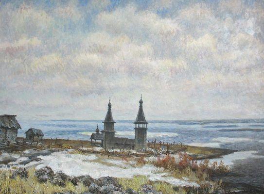 Во Владивостоке откроется персональная выставка Заслуженного художника РФ Николая Большакова